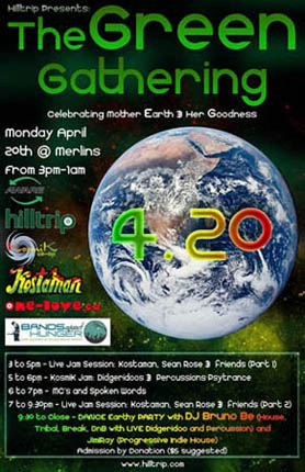 Earth Day Green Gathering in Whistler